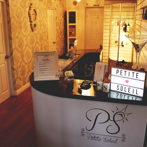 tanning, hair and beauty salon in shevington, wigan