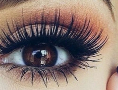 Lashes, lashes, lashes- Once you get started you just can't stop!